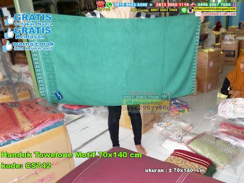 Handuk Towelone Motif 70×140 Cm