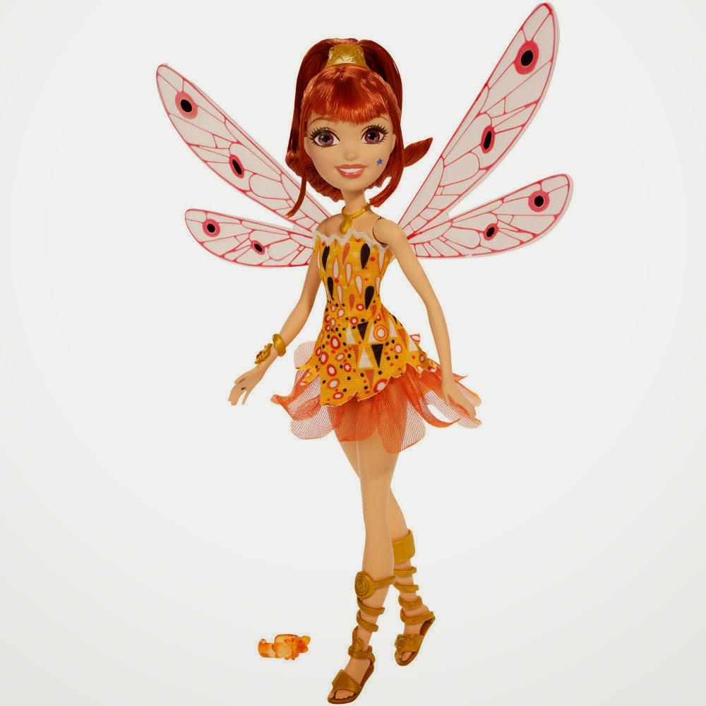 TOYS : JUGUETES - Muñeca Yuko con anillo : MIA AND ME  Producto Oficial | Mattel | A partir de 3 años