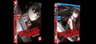 Pré-commander le DVD Red Eyes Sword sur Amazon.fr
