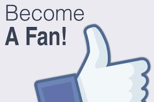 Rejoignez nous sur notre fan page