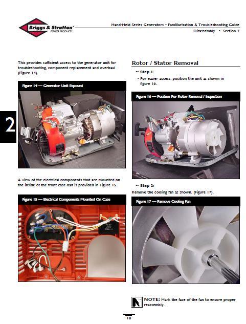 briggs and stratton engine repair manual pdf