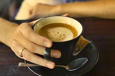 القهوة السريعة التحضير سهلة الاستخدام