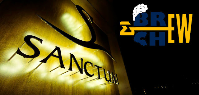 Sanctum Club Entrance