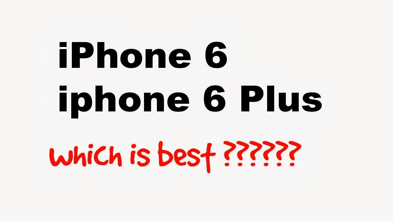 iphone 6 specs - iphone 6 plus specifications