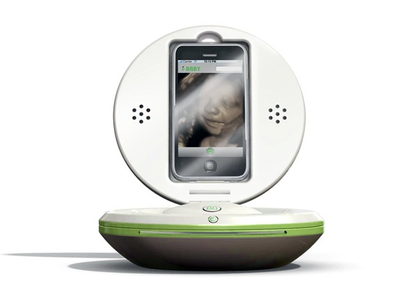 ibaby smartphone ultrasound device spyful breaking news. Black Bedroom Furniture Sets. Home Design Ideas