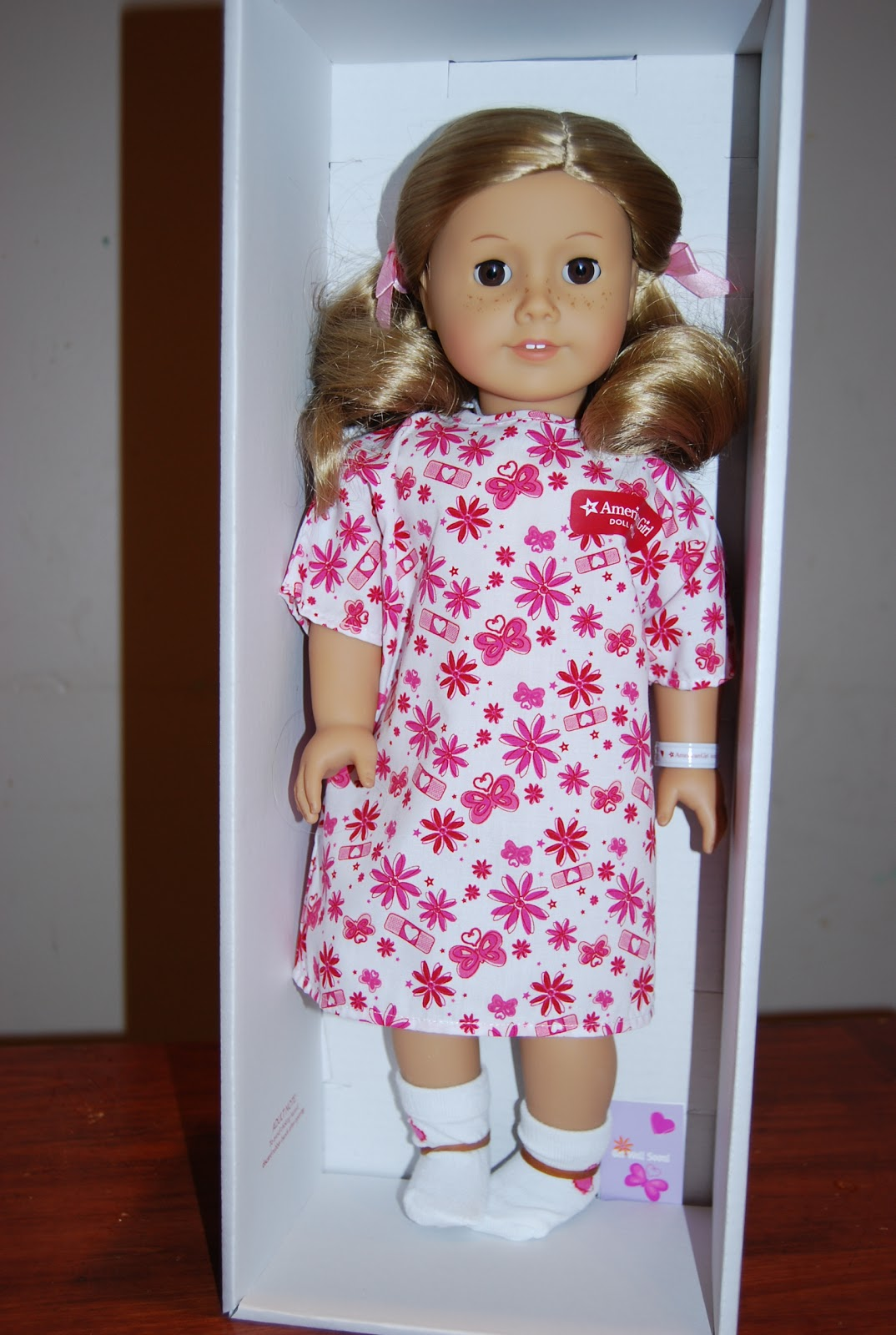 American Girl Spotlight: Wendy\'s Make-over Part II - After