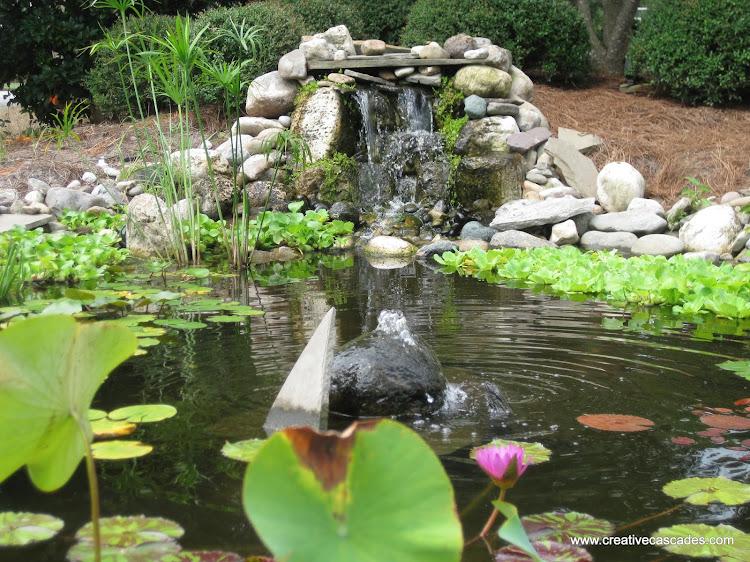 Fountain Design for Gardens