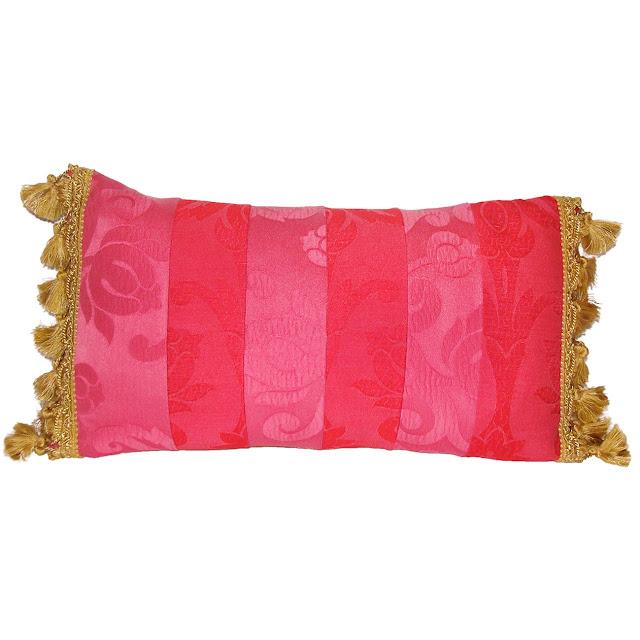 regal rose cushion