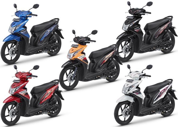 New Honda Beat 2013 | Motorcycle and Car News The Latest