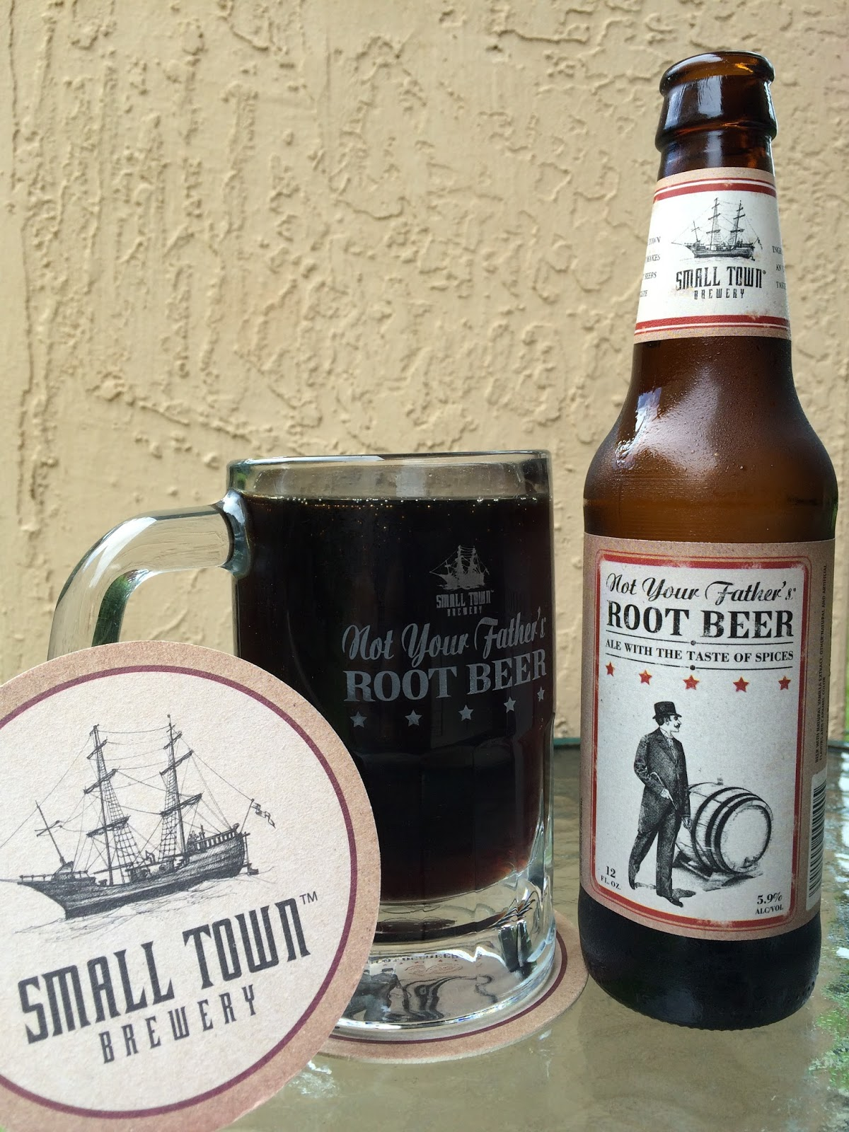 Where to buy not your father s root beer - Sweet For Sure And One Bottle Certainly Enough The Other Bottle However Will Meet Its Match With A Scoop Of Vanilla Ice Cream In The Coming Days