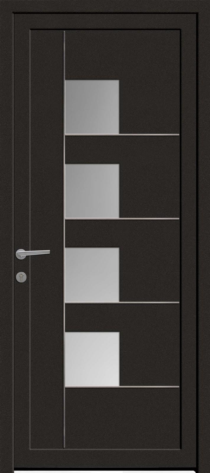 La fermeture parisienne nouvelle gamme de portes d 39 entr e for Isoler une porte d entree