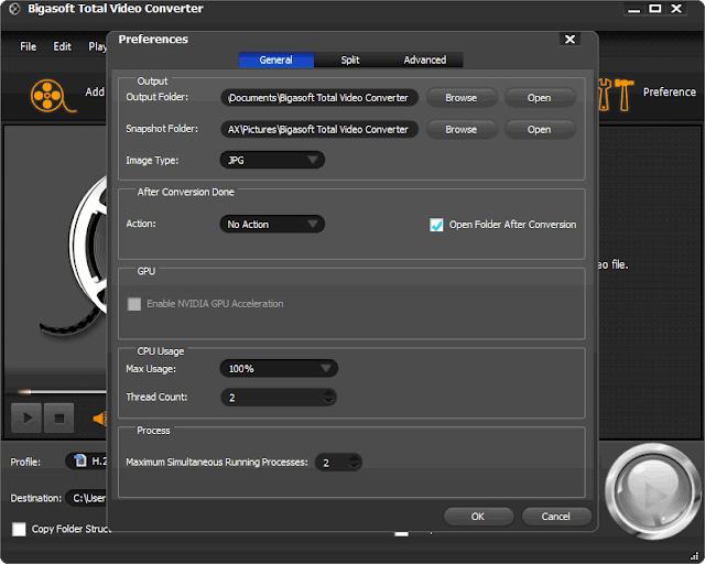 Bigasoft Total Video Converter Download