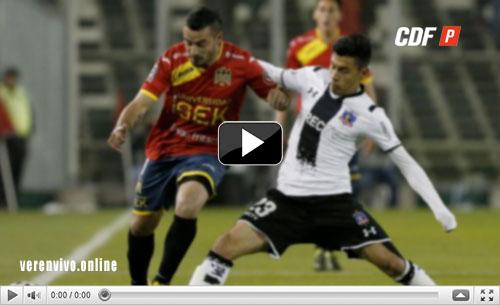 Ver Colo Colo vs U. Española en vivo online por CDF PREMIUM