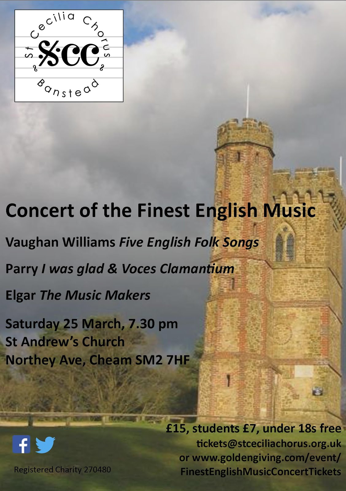 25 March - Finest English Music