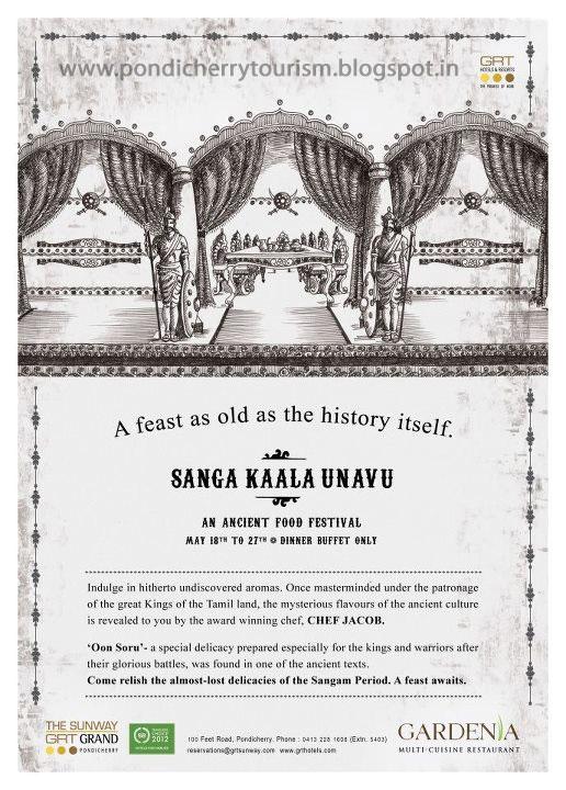 Sanga Kaala Unavu festival
