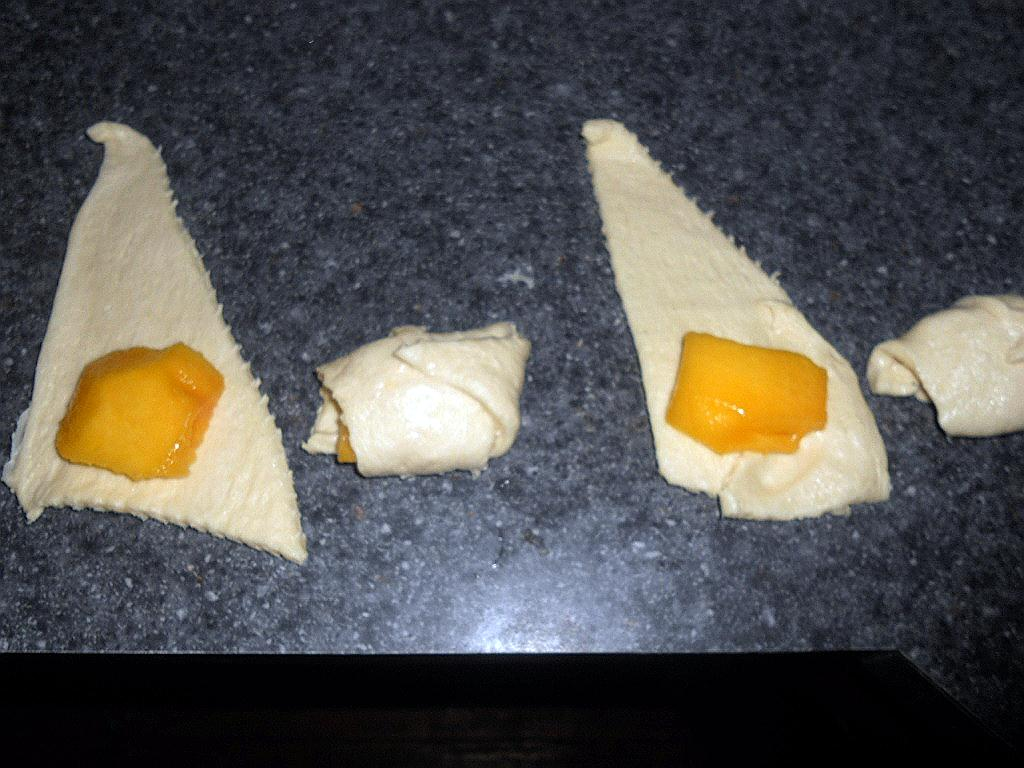 Easy Peach Turnovers - Hezzi-D's Books and Cooks