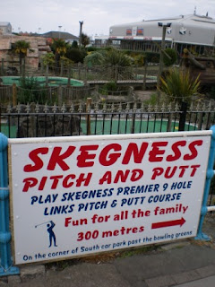 Pitch & Putt on South Parade, Skegness