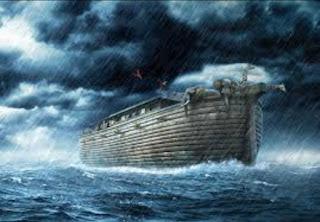 Misteri Bahtera Nabi Nuh...Baca Ini dan Sebarkan!