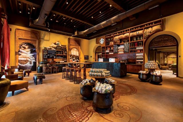 Starbucks Miami Orlando