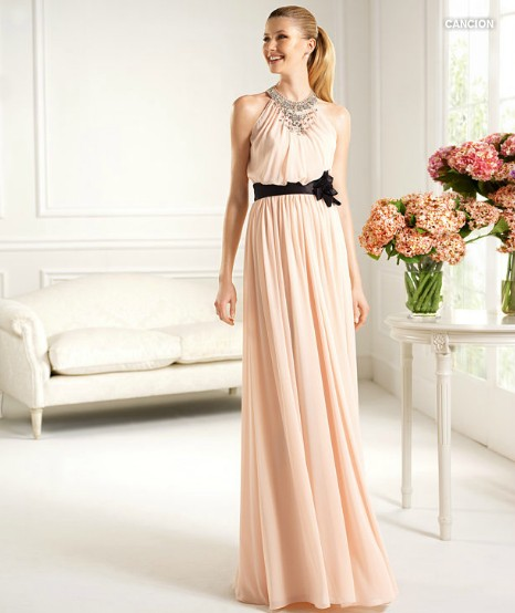 Evening Chiffon Grown Loose Night Party