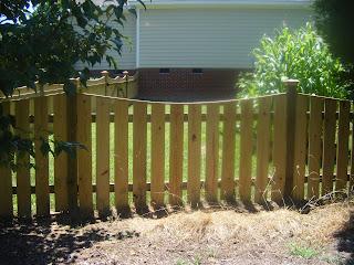 Деревянный забор. Фото 97