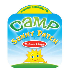 Camp Sunny Patch honorary counselor