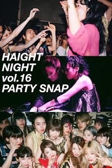 Thanks,HAIGHT NIGHT♡