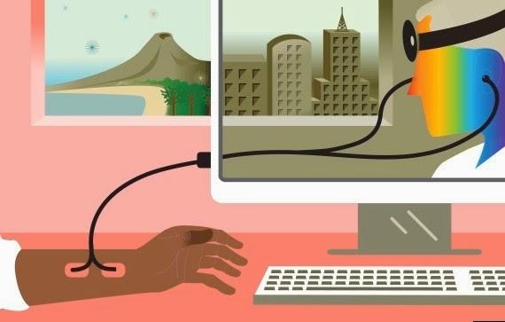 Những lợi ích khi sử dụng internet