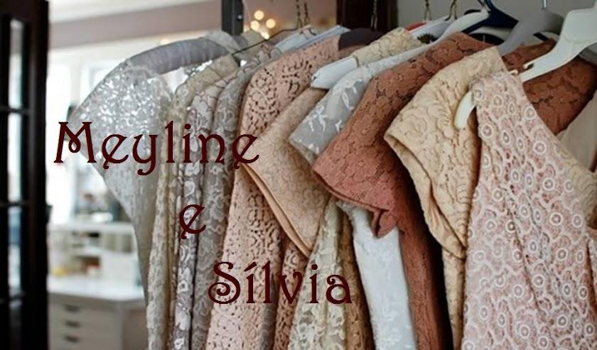 Meyline e Sílvia