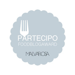 Malvarosa FoodBlogAward