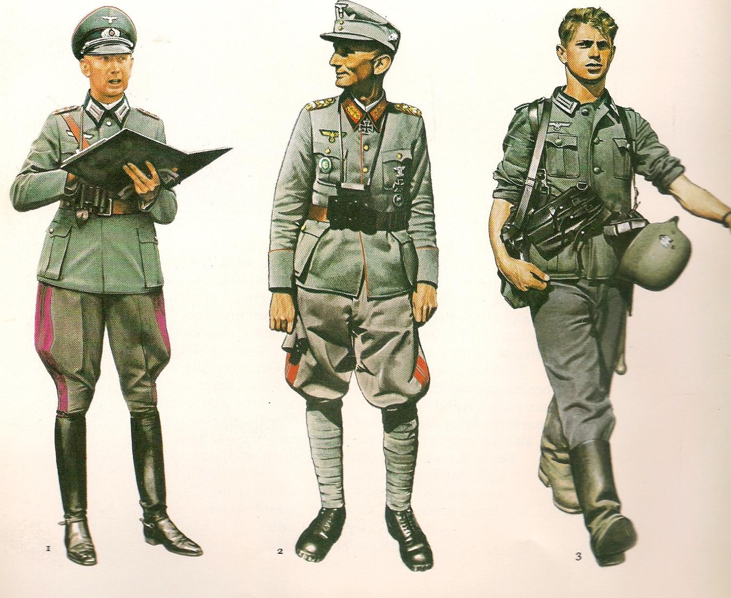 UNIFORMES MILITARES DE LA II GUERRA MUNDIAL,de Andrew Mollo fuente\u003d Biblioteca Militar de Barcelona