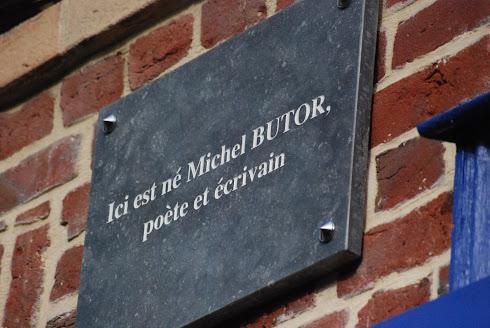 Ici est né Michel Butor