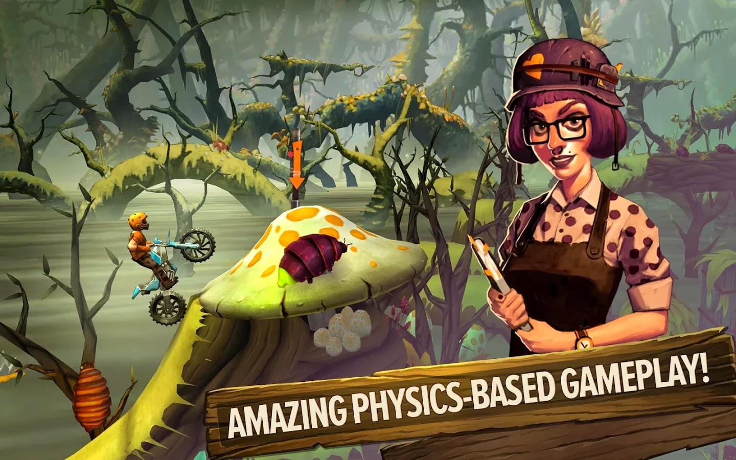 Trials Frontier v1.5.0 Mod [Unlimited Money]