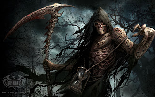 dark horror wallpaper hd