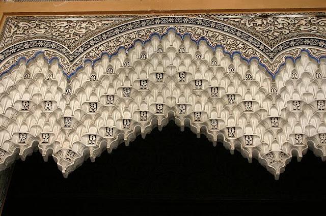 صور لديكورات جبس مغربي