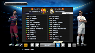 Update Patch PES 2013 Terbaru Musim 2015 - 2016