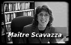 Avocat à Auxerre, Pourquoi Me Julie Scavazza ?