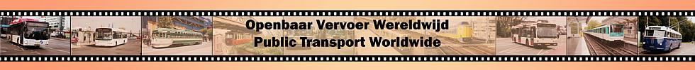Openbaar Vervoer Wereldwijd