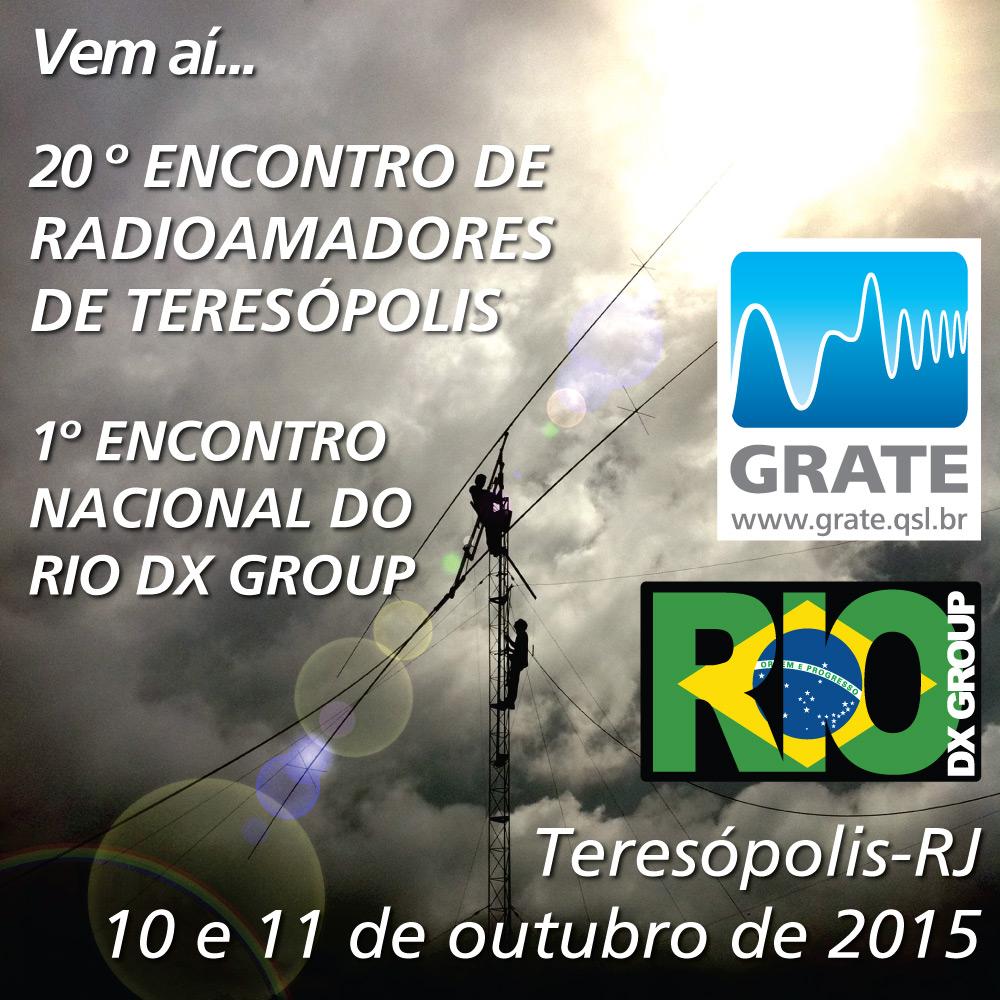 20º ENCONTRO DE RADIOAMADORES DE TERESOPOLIS