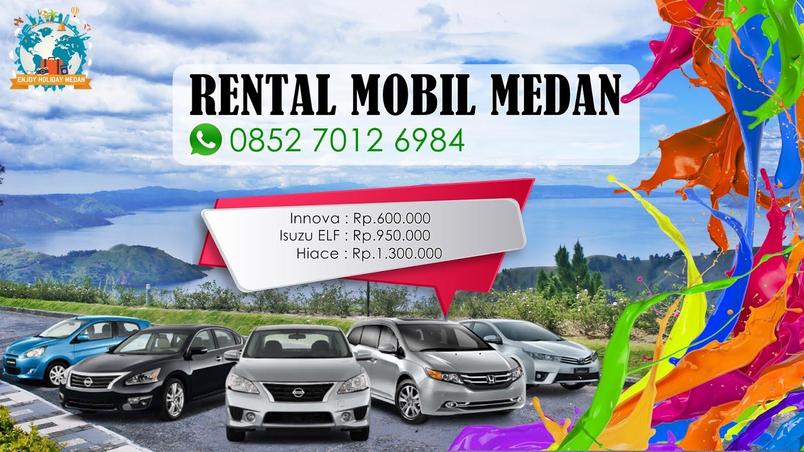 Rental Mobil Murah Di Kota Medan