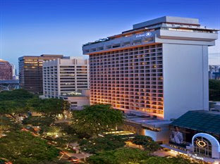 Hotel di Orchard - Hilton Singapore Hotel