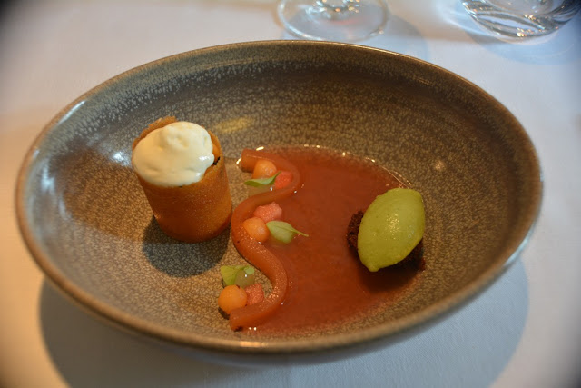 Bistro Margaux dessert