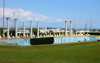 letovisko bazén