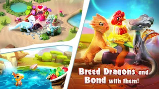Dragon Mania Legends 1.5.0n Mod Apk (Unlimited Money)