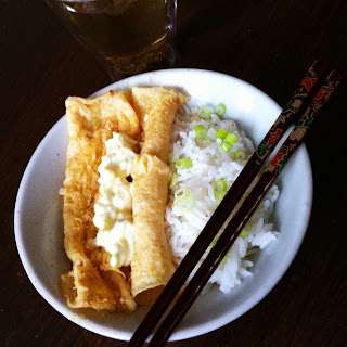 Tamagoyaki lunch