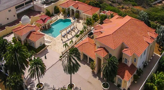 Luxury home for sale in Malmok, Aruba