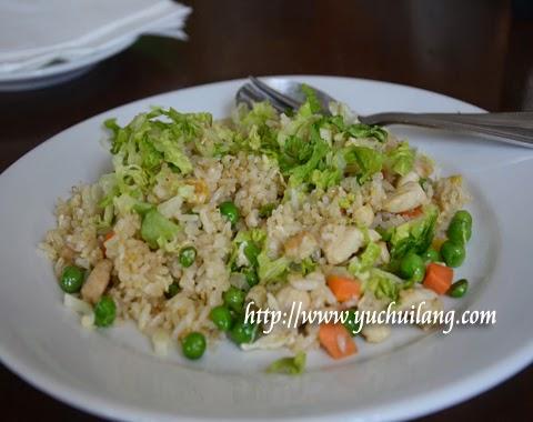 Nasi Goreng Makanan Laut