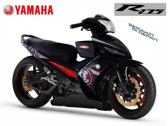 Yamaha LC 135 Baru