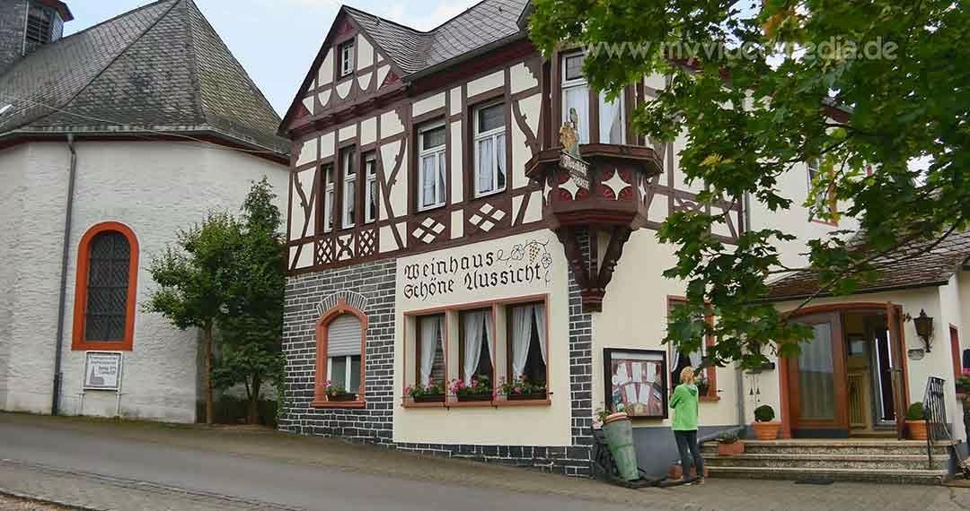 Starkenburg - Moselle - Germany