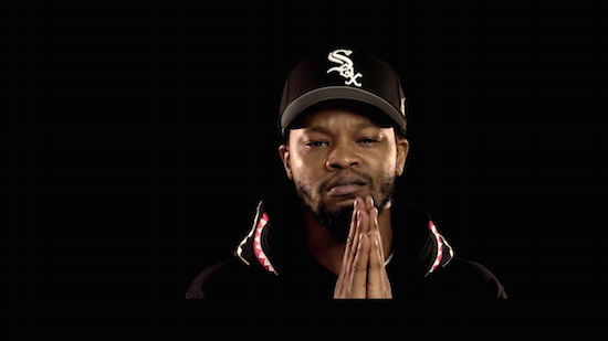 BJ The Chicago Kid - Church (Feat. Chance The Rapper & Buddy) [Vídeo]
